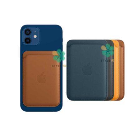 خرید کیف چرمی اورجینال گوشی آیفون با قابلیت اتصال MagSafe