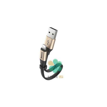 خرید کابل شارژ لایتنینگ بیسوس مدل Baseus Nimble CALMBJ-B01