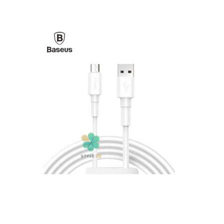 خرید کابل شارژ سریع Micro USB بیسوس مدل Baseus CAMSW-02 1M