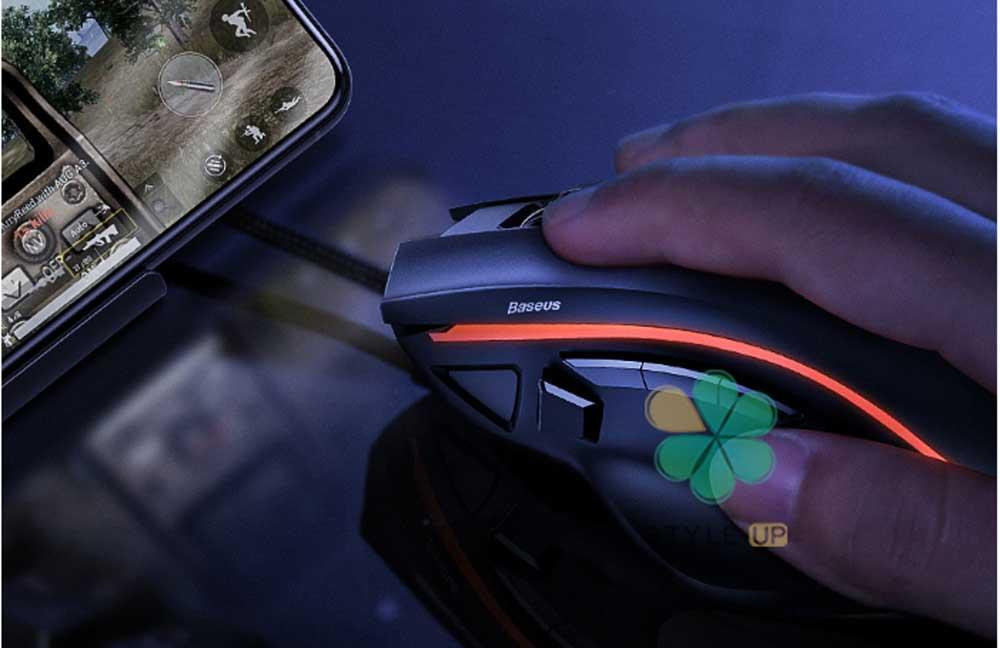 خرید موس گیمینگ بیسوس مدل Baseus GM01