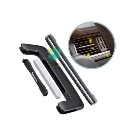 خرید خوشبوکننده هوای خودرو بیسوس مدل Baseus SUXUN-BP01