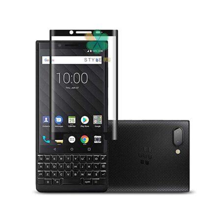 خرید گلس گوشی بلک بری BlackBerry KEY2 LE مدل تمام صفحه