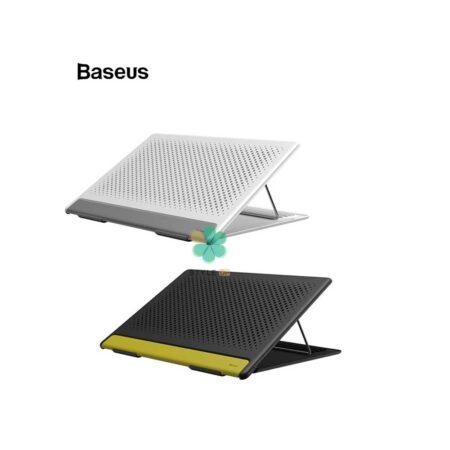 خرید استند قابل حمل لپتاپ بیسوس مدل Baseus Mesh Laptop Stand