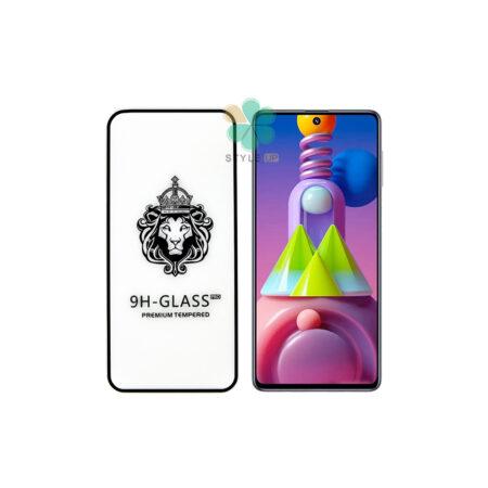 خرید گلس گوشی سامسونگ Samsung Galaxy M51 مدل CASSIEY