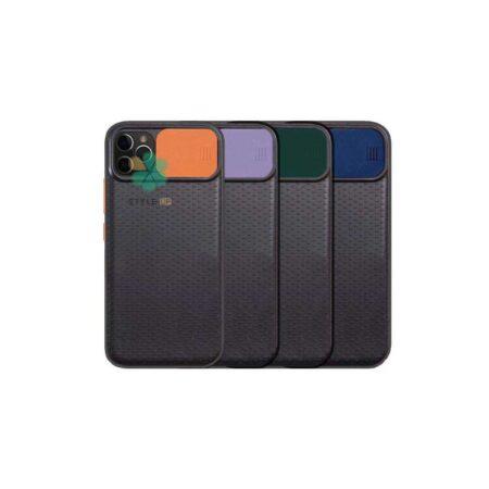 خرید کاور ضد ضربه گوشی اپل آیفون Apple iPhone 11 Pro مدل کم شیلد رنگی