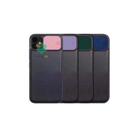 خرید کاور ضد ضربه گوشی اپل آیفون Apple iPhone 12 Mini مدل کم شیلد رنگی