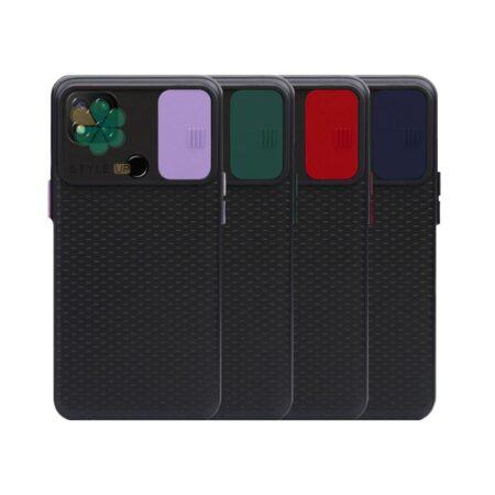 خرید کاور ضد ضربه گوشی شیائومی Xiaomi Redmi 9C مدل کم شیلد رنگی