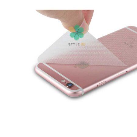 خرید برچسب نانو پشت کربنی گوشی اپل ایفون Apple iPhone 6 / 6s