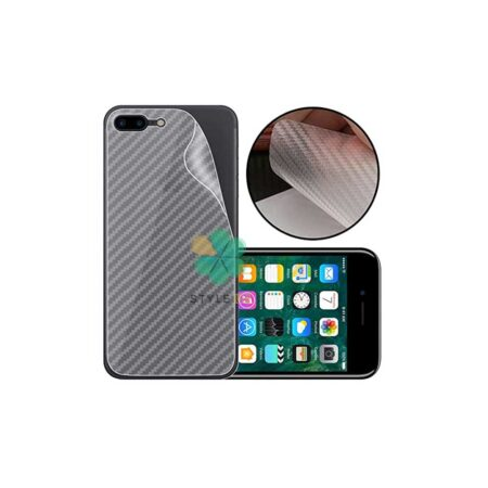 خرید برچسب نانو پشت کربنی گوشی ایفون Apple iPhone 7 Plus / 8 Plus