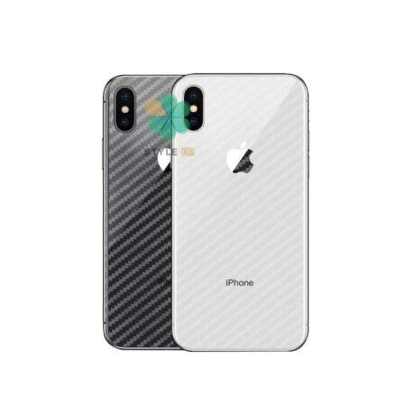خرید برچسب نانو پشت کربنی گوشی اپل ایفون Apple iPhone X / XSخرید برچسب نانو پشت کربنی گوشی اپل ایفون Apple iPhone X / XS