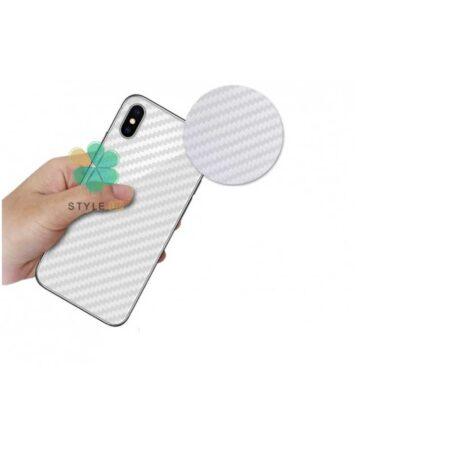 خرید برچسب نانو پشت کربنی گوشی اپل ایفون Apple iPhone X / XS