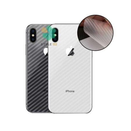 خرید برچسب نانو پشت کربنی گوشی اپل ایفون Apple iPhone XS Max