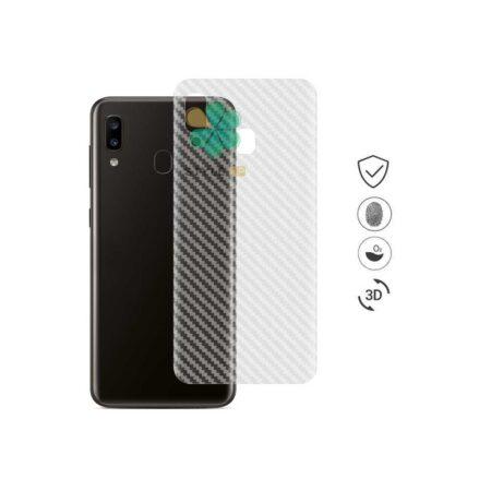 خرید برچسب نانو پشت کربنی گوشی سامسونگ Samsung Galaxy A40
