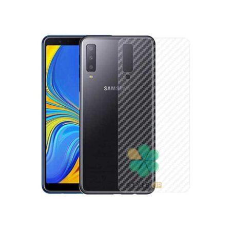خرید برچسب نانو پشت کربنی گوشی سامسونگ Samsung Galaxy A7 2018