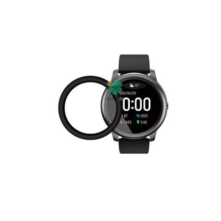 خرید گلس سرامیکی ساعت شیائومی Xiaomi Haylou Solar LS05 مدل دور مشکی