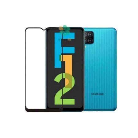 خرید گلس سرامیکی گوشی سامسونگ Galaxy F12 مدل تمام صفحه
