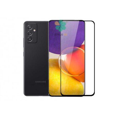 خرید گلس سرامیکی گوشی سامسونگ Galaxy A82 مدل تمام صفحه