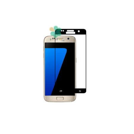 خرید گلس سرامیکی گوشی سامسونگ Samsung Galaxy S7 مدل تمام صفحه