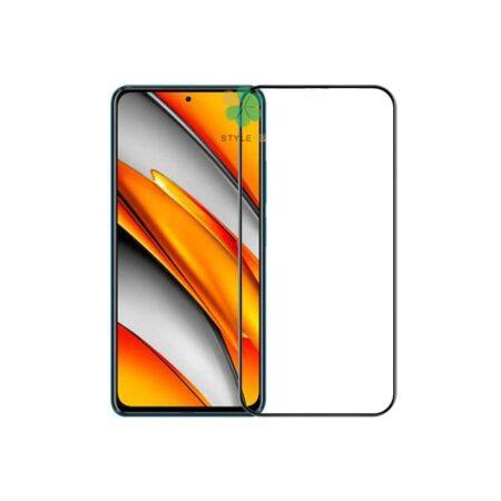 خرید گلس سرامیکی گوشی شیائومی Xiaomi Poco F3 مدل تمام صفحه