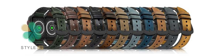 خرید بند ساعت اپل واچ Apple Watch 38/40mm مدل Elder Leather