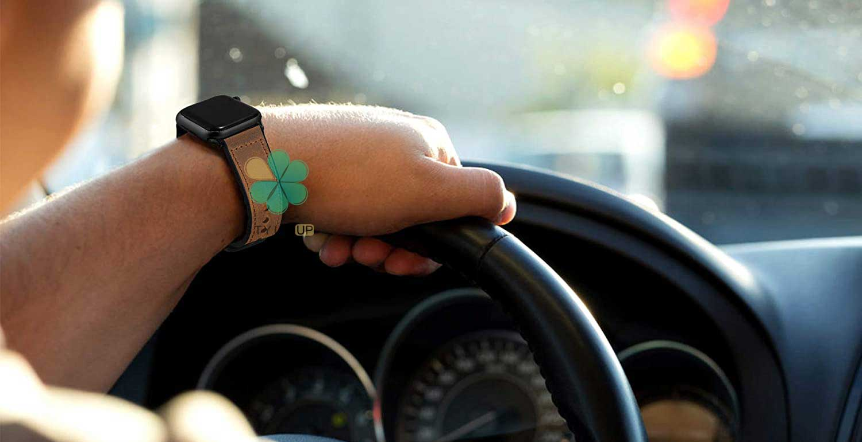 خرید بند ساعت اپل واچ Apple Watch 42/44mm مدل Elder Leather