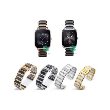 خرید بند ساعت ایسوس Asus ZenWatch 2 WI501Q مدل سرامیکی Monowear