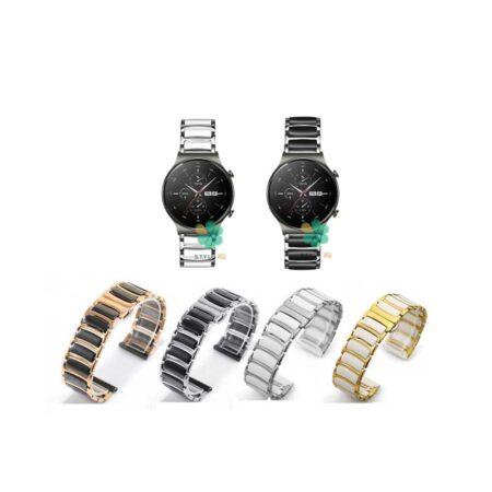خرید بند ساعت هواوی Huawei Watch GT 2 Pro مدل سرامیکی Monowear