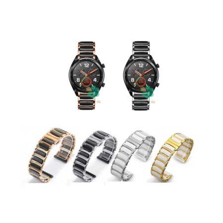 خرید بند ساعت هواوی Huawei Watch GT مدل سرامیکی Monowear