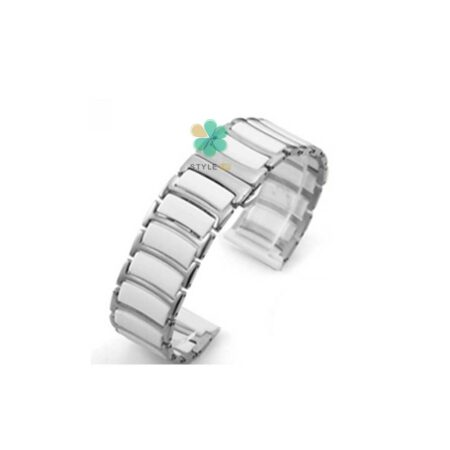 خرید بند ساعت ال جی LG G Watch R W110 مدل سرامیکی Monowear