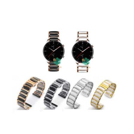 خرید بند ساعت شیائومی Xiaomi Amazfit GTR 2 مدل سرامیکی Monowear