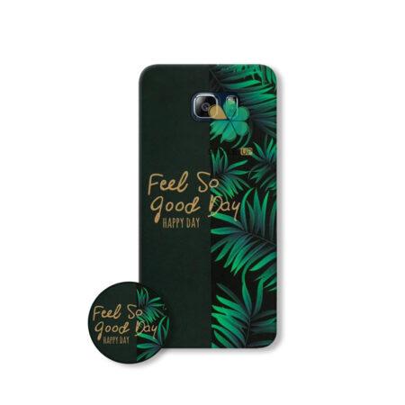 خرید قاب فانتزی گوشی سامسونگ Galaxy Note 5 طرح Feel So Good Day