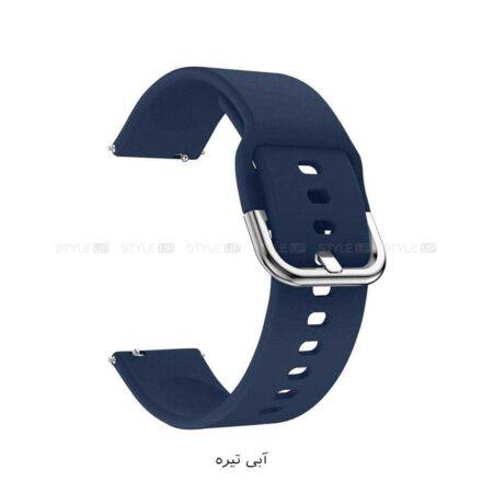 خرید بند ساعت فسیل اسپرت Fossil Sport مدل سیلیکونی نرم