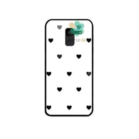 خرید قاب فانتزی گوشی سامسونگ Samsung Galaxy A6 2018 طرح Heart