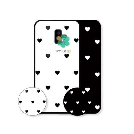 خرید قاب فانتزی گوشی سامسونگ Samsung Galaxy J6 Plus طرح Heart