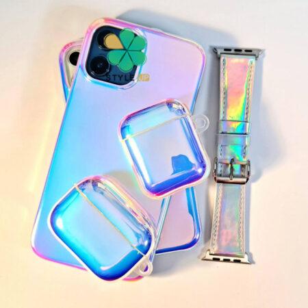 عکس قاب گوشی اپل آیفون Apple iPhone 12 مدل هولوگرامی