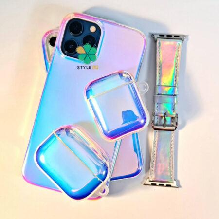 عکس قاب گوشی اپل آیفون Apple iPhone 12 Pro Max مدل هولوگرامی