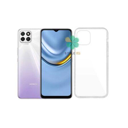 خرید قاب گوشی هواوی Huawei Honor Play 20 مدل ژله ای شفاف