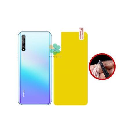 خرید برچسب محافظ نانو پشت گوشی هواوی Huawei Y8p