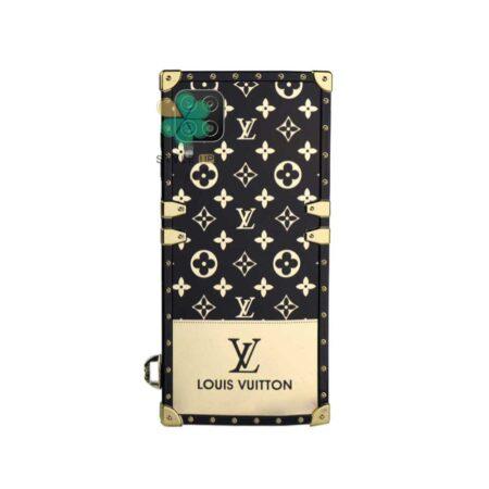 خرید قاب گوشی سامسونگ Galaxy A12 مدل صندوقی لویی ویتون