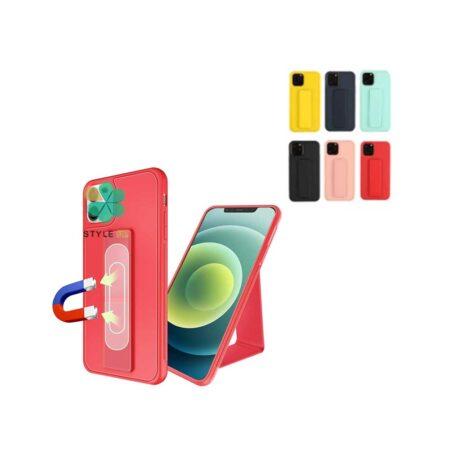 خرید قاب گوشی ایفون Apple iPhone 11 مدل سیلیکونی هولدردار