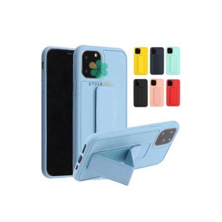 خرید قاب گوشی ایفون iPhone 12 Pro مدل سیلیکونی هولدردار