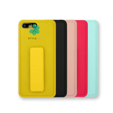 خرید قاب گوشی اپل iPhone 7 Plus / 8 Plus مدل سیلیکونی هولدردار