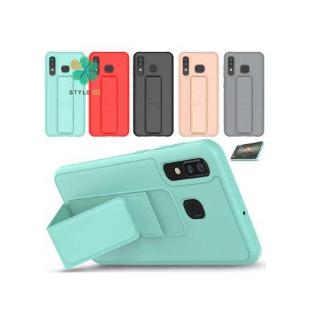 خرید قاب گوشی سامسونگ Samsung Galaxy A10s مدل سیلیکونی هولدردار