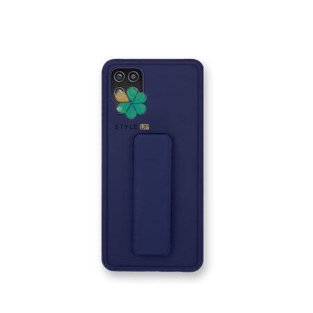 خرید قاب گوشی سامسونگ Samsung Galaxy A12 مدل سیلیکونی هولدردار