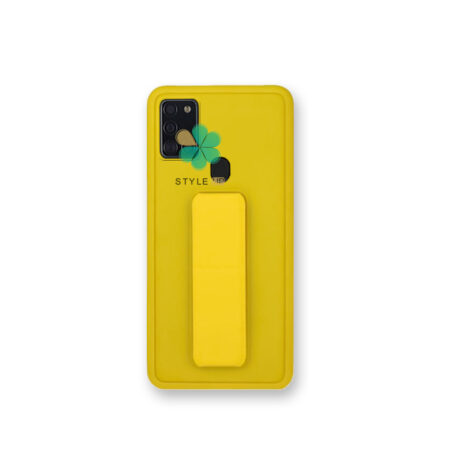 خرید قاب گوشی سامسونگ Samsung Galaxy A21s مدل سیلیکونی هولدردار