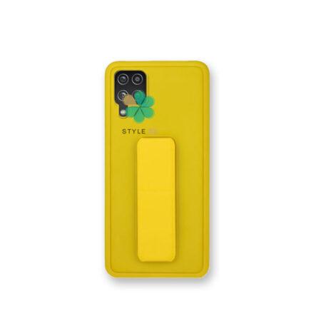 خرید قاب گوشی سامسونگ Galaxy A42 5G مدل سیلیکونی هولدردار