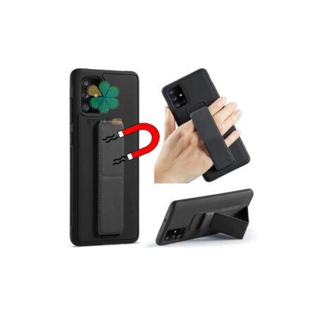 خرید قاب گوشی سامسونگ Samsung Galaxy A51 مدل سیلیکونی هولدردار
