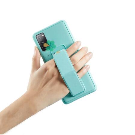 خرید قاب گوشی سامسونگ Galaxy S20 FE 5G مدل سیلیکونی هولدردار
