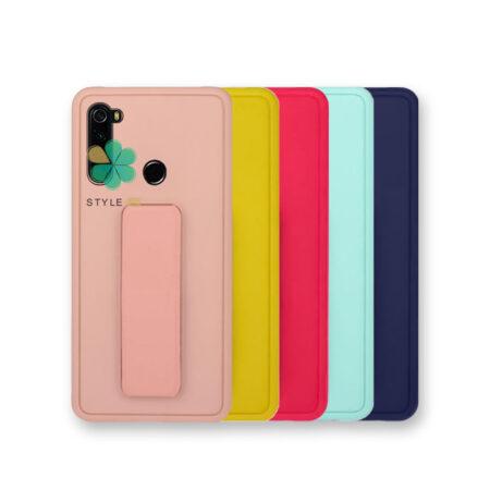 خرید قاب گوشی شیائومی Redmi Note 8 مدل سیلیکونی هولدردار