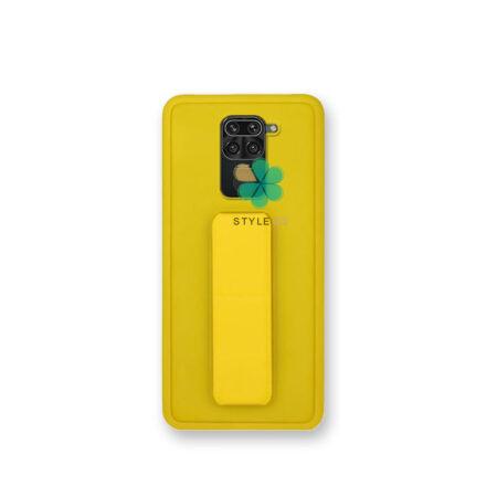 خرید قاب گوشی شیائومی Redmi Note 9 مدل سیلیکونی هولدردار